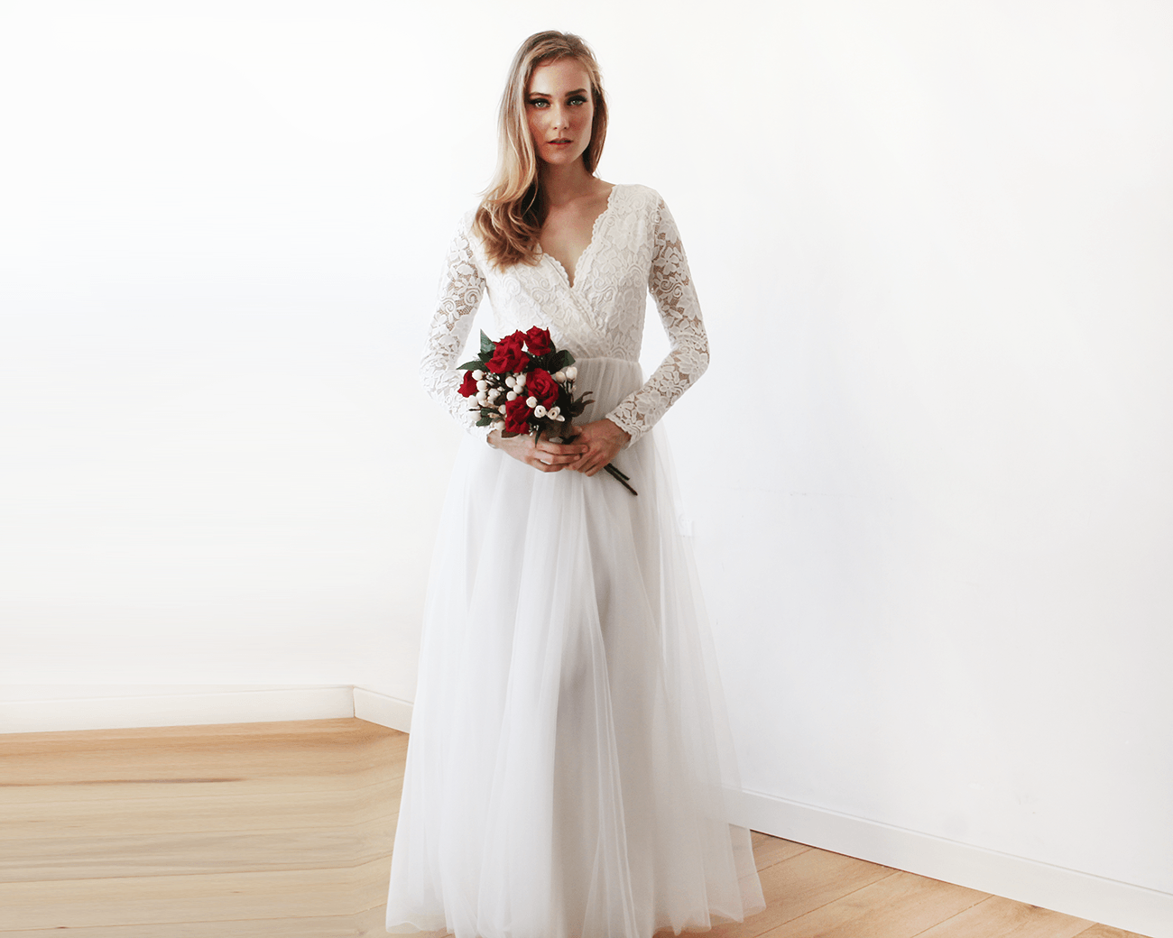 Lace Wedding Dresses & Gowns Online-Blog Dresses